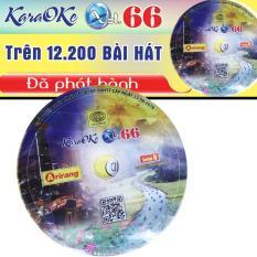 Đĩa Karaoke Arirang mới nhất Vol 66 (SERIAL D)