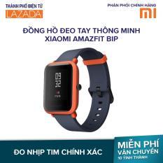 Đồng hồ đeo tay thông minh Xiaomi Amazfit Bip – Hãng phân phối chính thức