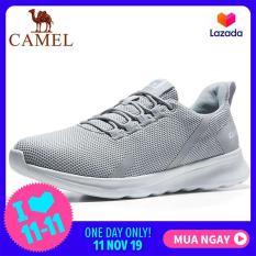 Giày Sneaker Thể Thao Thời Trang Chất Liệu Siêu Nhẹ Thông Thoáng Khí- Camel International