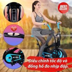 Xe đạp tập thể dục Air Bike MK126 CÓ ĐỒNG HỒ