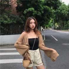 Áo khoác len mỏng đi chơi dạo phố đi làm xinh xắn- GIÁ SỈ