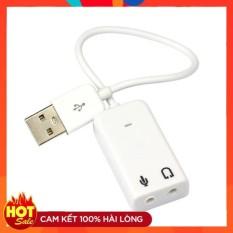 Cáp chuyển đổi USB ra âm thanh cổng 3.5, cam kết hàng đúng mô tả, chất lượng đảm bảo an toàn đến sức khỏe người sử dụng, đa dạng mẫu mã, màu sắc, kích cỡ