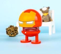 Thú Nhún Emoji Con Lắc Lò Xo – Emoji Biệt Đội Siêu Anh Hùng – Emoji Hình Con Vật Đáng Yêu, Đồ Chơi Giảm Stress, Emoji Lò Xo Ngộ Nghĩnh, Đồ Chơi Tiêu Khiển, Trang Trí Xe Hơi