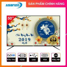 Tivi Led Asanzo 50 inch Full HD – Model 50AT610, 50AT620 Tích hợp DVB-T2
