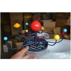 Bộ lắp ghép mô hình hệ mặt trời cho bé thích khám phá