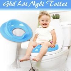 Bệ vệ sinh cho bé – Bồn cầu thu nhỏ cho bé tập đi vệ sinh siêu an toàn