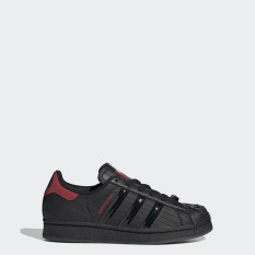 adidas ORIGINALS Superstar Star Wars Shoes Unisex trẻ em Màu đen FY0130