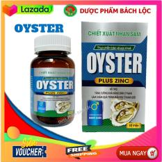 Hàu Biển Oyster Plus Zinc – Tăng cường sinh lý – Bổ Thận – Tráng Dương- HSD 2022