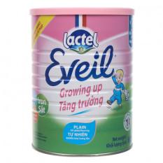 Sữa bột Lactel Eveil Pháp 800g date T6/2021