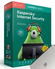 Kaspersky Internet Security 5PC/12T 2020 Box NTS