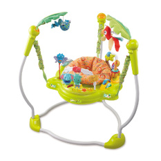 Jumperoo – Ghế nhún nhảy tập đứng dành cho trẻ em có đèn, nhạc và thanh đồ chơi Konig-Kids – 63569