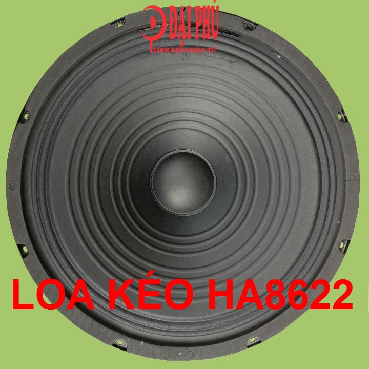 Loa Bass 30 3 tấc 12 inch chuyên loa kéo công suất 50W 4ohm cho mạch loa kéo HA8622