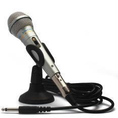 Micro Karaoke có dây cao cấp, Âm Bass Êm Bắt Âm Tốt, Chống Hú, Chống Rè, Loại Bỏ Tạp Âm, Dây Nối Dài Linh Hoạt Khi Sử Dụng – BẢO HÀNH 12 THÁNG
