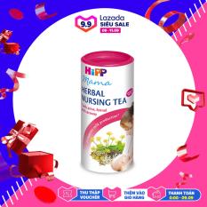 Trà cốm lợi sữa HiPP cho mẹ sau sinh 200g bồi bổ cơ thể, giải khát, giảm viêm nhiễm Non GMO