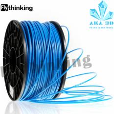 Nhựa PLA in 3D flythinking xanh da trời trong suốt, mực in 3d blue.