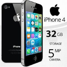 [KHUYẾN MÃI SỐC] Điện thoại xịn cảm ứng IPHONE4 – 32GB có sim nghe gọi – Bảo hành 12T – Giá rẻ