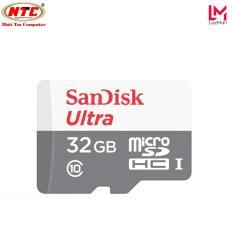 Thẻ nhớ MicroSDHC SanDisk Ultra 533X 32GB 80MB/s – Nhat Tin Authorised Store