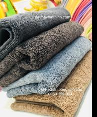 khăn tắm, khăn lau đầu cotton xuất Châu Âu dư 40* 80cm [Loại đẹp]