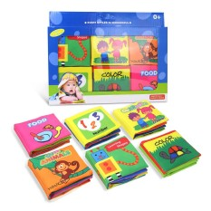 Đồ chơi trẻ em sách vải mềm giáo dục trẻ sơ sinh, đa dạng mẫu mã, chất lượng đảm bảo và cam kết hàng đúng như mô tả