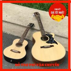 Đàn guitar acoustic mini size 1/2