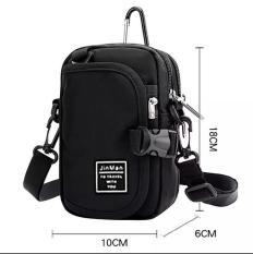 Túi đeo hông MINI cao cấp chứa điện thoại và Card (BA1)
