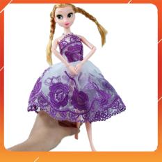 Đồ Chơi Noel – Búp Bê Frozen Nữ Hoàng Giá – Đồ Chơi Trẻ Em Toy Mart