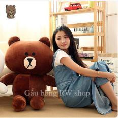 Gấu bông Brown khổ vải 1m (85~90cm)