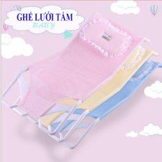 Ghế tắm em bé – lưới tắm cho bé – Vạn Lộc 68