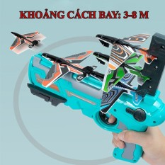 Đồ chơi sung phóng máy bay ch0 trẻ em , đồ chơi máy bắn máy bay lượn mô hình trẻ em |PK Shop9x|