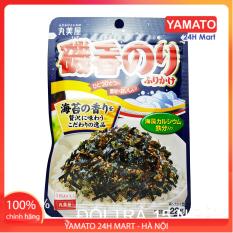 Gia Vị Rắc Cơm Marumiya Vị Rong Biển 22G Cho Bé Nhật Bản, Rắc Cơm Ăn Liền, Rắc Cơm Tươi, Rắc Cơm Rong Biển Cho Bé, Gia Vị Rắc Cơm Nhật