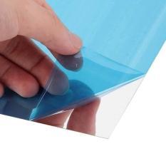 (KHUYẾN MÃI) Đồ dùng trong phòng gương dẻo dán tường – Trang trí phòng kích thước 30*30 cm – Không sợ vỡ, dán được nhiều bề mặt, thân thiện môi trường – Không bị méo, soi được nửa người