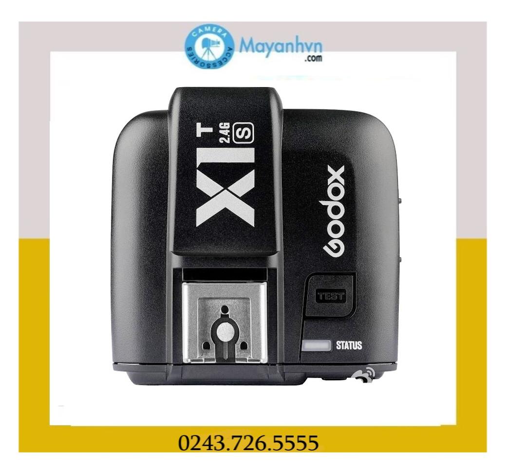 Godox X1T-S 2.4G Wireless Flash Trigger Transmitter for Sony