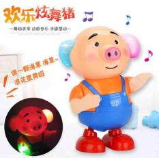 Lợn nhảy múa phát nhạcbhu