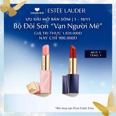 [Mở bán sớm từ 1.11 – 10.11] Son dưỡng ẩm môi mềm mịn Estee Lauder Pure Color Envy Color Replenish Lip Balm 3.2g