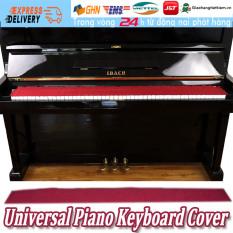 【Trong 24h gửi hàng】Tấm khăn Phủ Phím Đàn Piano Bảo Vệ Chống Bụi