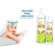 Sữa tắm lactacyd milky sữa tắm gội cho bé chai 250ml – 500ml, sản phẩm đa dạng về mẫu mã, kích cỡ, chất lượng tốt, đảm bảo an toàn sức khỏe người dùng