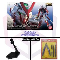 Mô hình Gundam Bandai RG 19 Gundam Astray Red Frame [GDB] [BRG]
