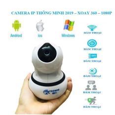 Camera IP YOOSEE THÔNG MINH – XOAY 360 – WIFI SIÊU KHỎE