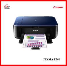 Máy in phun đa chức năng Canon E560 – Hàng chính hãng Lê Bảo Minh