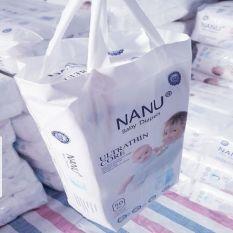 Combo 100 tã bỉm nanu hàng xuất nhật bỉm trẻ em -BỈM NANU – NANU100
