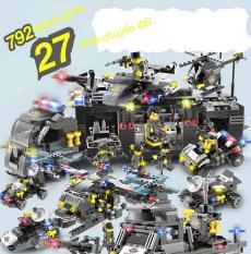 Lego xếp hình Naval Aircraft Special Police Military, Đồ Chơi Lego, Đồ Chơi Tư Duy, Đồ Chơi Xếp Hình, Đồ Chơi Cho Bé