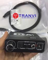 Bộ chuyển đổi âm thanh Quang – Audio DAC HIFI chất lượng cao .