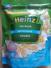 Bột ăn dặm Heizn Nga vị yến mạch sữa cho bé từ 5 tháng tuổi – 200G (bot heizn, bot an dam heizn)
