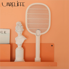 Vợt muỗi Uareliffe 3 có đèn LED 3 lớp lưới diệt muỗi bọ hiệu quả thiết kế đẹp gọn có thể sạc nhiều lần – Giới hạn 1 sản phẩm/khách hàng