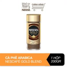 Cà phê Arabica nguyên chất hòa tan Nescafé Gold® Blend 200gr