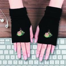 Găng tay len in hình One Piece Đảo Hải Tặc thời trang anime chibi