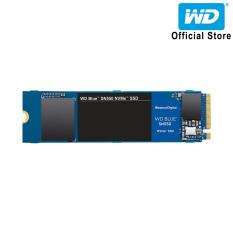 Ổ cứng SSD WD Blue SN550 PCIe Gen3 x4 NVMe M.2 500GB WDS500G2B0C