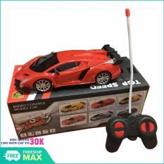 Xe ô tô điều khiển từ xa lambogini cho bé, Siêu xe ô tô điều khiển từ xa giá rẻ Top Speed – Mẫu mới