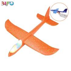 Đồ chơi cho bé máy bay xốp tự lắp ráp loại 37cm* 36cm