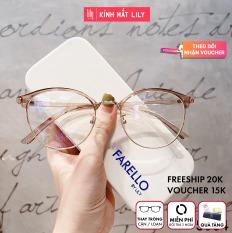 Gọng Kính Cận Thời Trang NB5004 – Gọng Kính Cận Lily Eyewear kèm quà